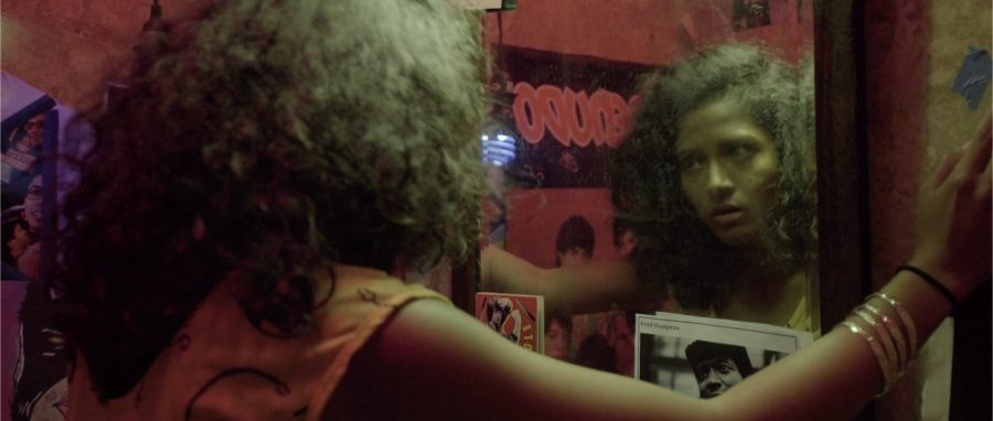 Nabila Hossain as Leila in a scene from the web series