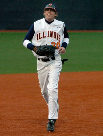 Illinois baseball coach accepts position with Cleveland Indians