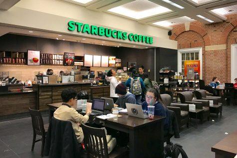 University-owned Starbucks don't accept membership rewards