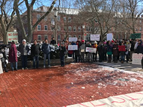 UI students, employees to join nationwide rally against immigration ban