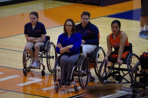 Illinois women's wheelchair basketball team not satisfied with season's end