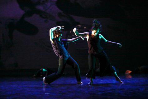 Krannert Center's 'February Dance' blends technology and environment