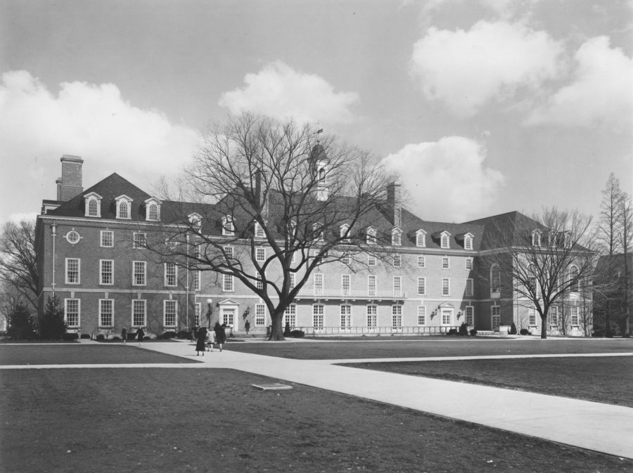 The Illini Union is celebrating its 75th birthday this year.