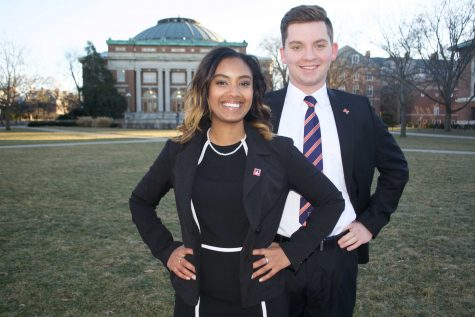 Unofficial election results name new student body president