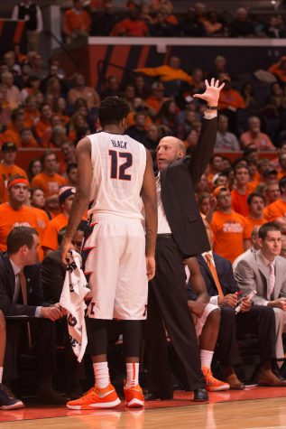 Photo Gallery: Groce's tenure at Illinois