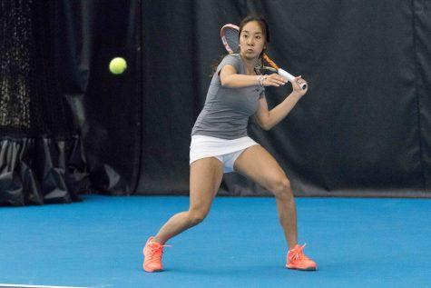 Kwong named Big Ten Women's Tennis Athlete of the Week