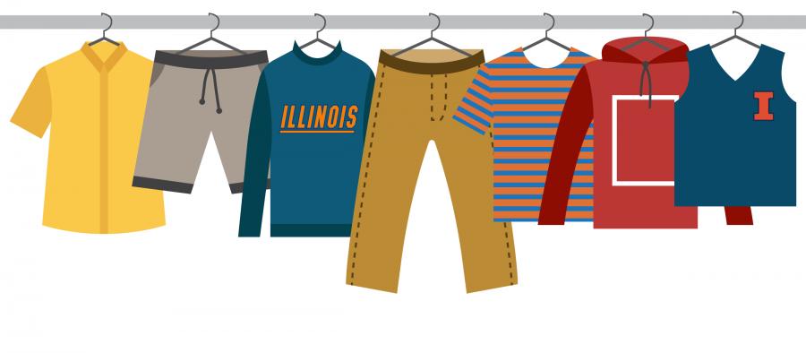 Clothing swap promotes environmental sustainability
