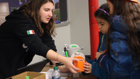 WATCH: Science and fun collide at Engineering Open House