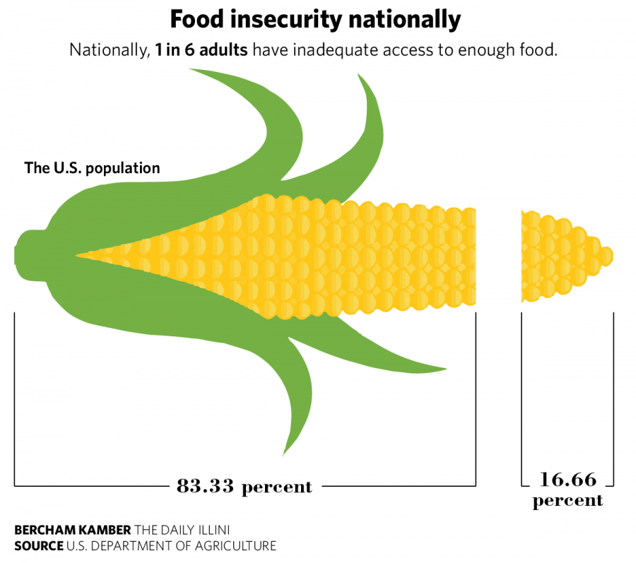 Food Insecurity >> Food Insecurity Creates Silent Problem For University Students The