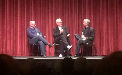 'Being There' embodies politics, power at Ebertfest