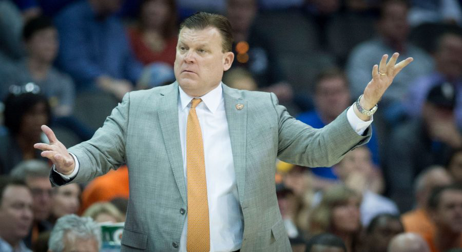 Illinois men's head basketball coach Brad Underwood gets another chance at recruiting Landers Nolley of Langston Hughes High School, who recently de-committed from Georgia.