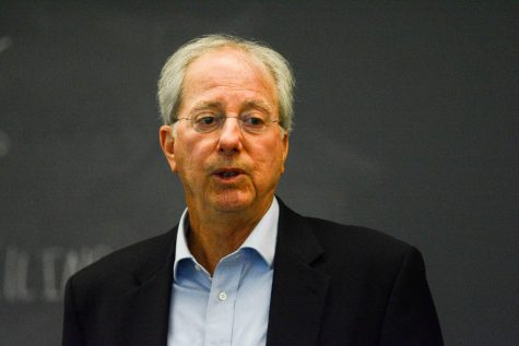 Former U.S. ambassador speaks on the growing crisis in the Middle East