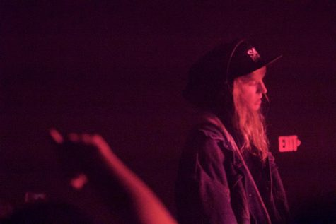 Cashmere Cat gives peculiar performance at Canopy Club