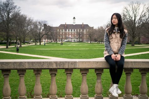 Breaking barriers: Gaining perspective on the international studies program