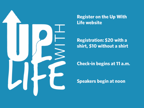 Up With Life Walk aims to spread suicide awareness, prevention