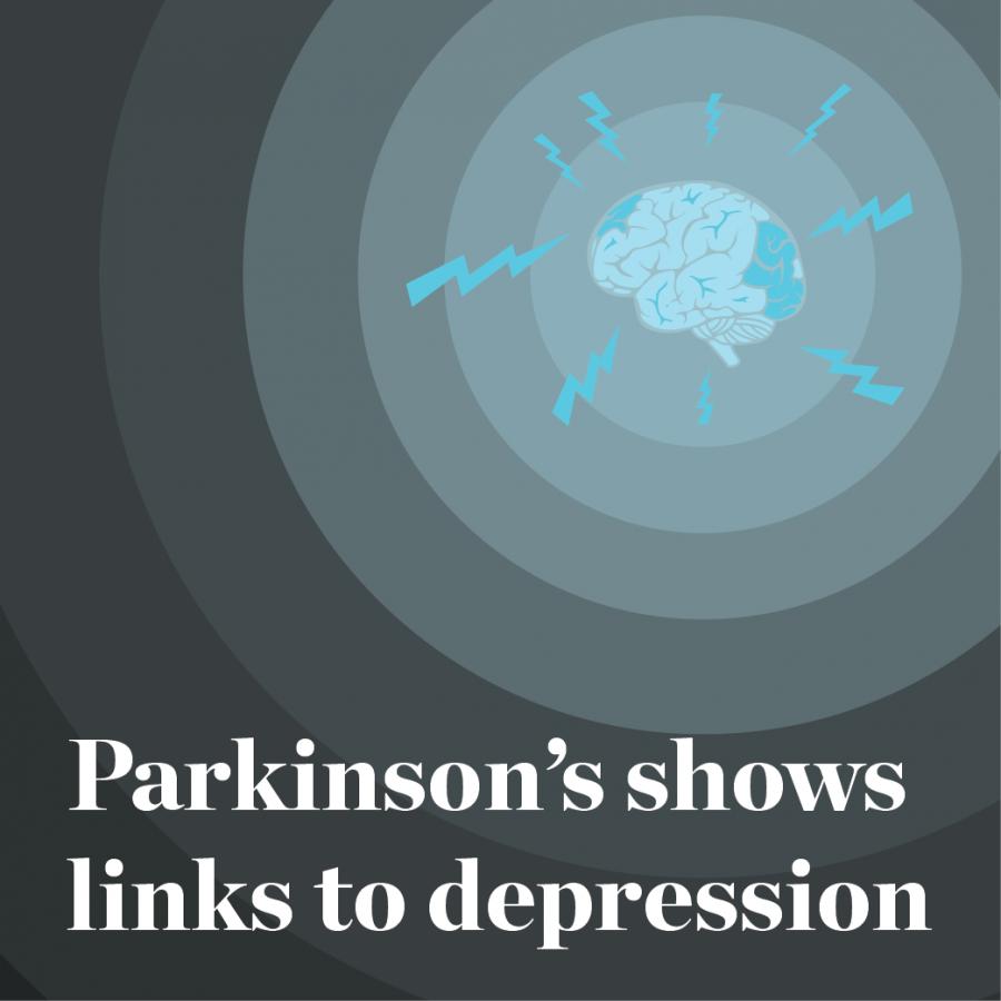 Parkinson's disease shows links to depression