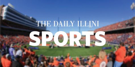 Illinois wrestling prepares for big weekend in California