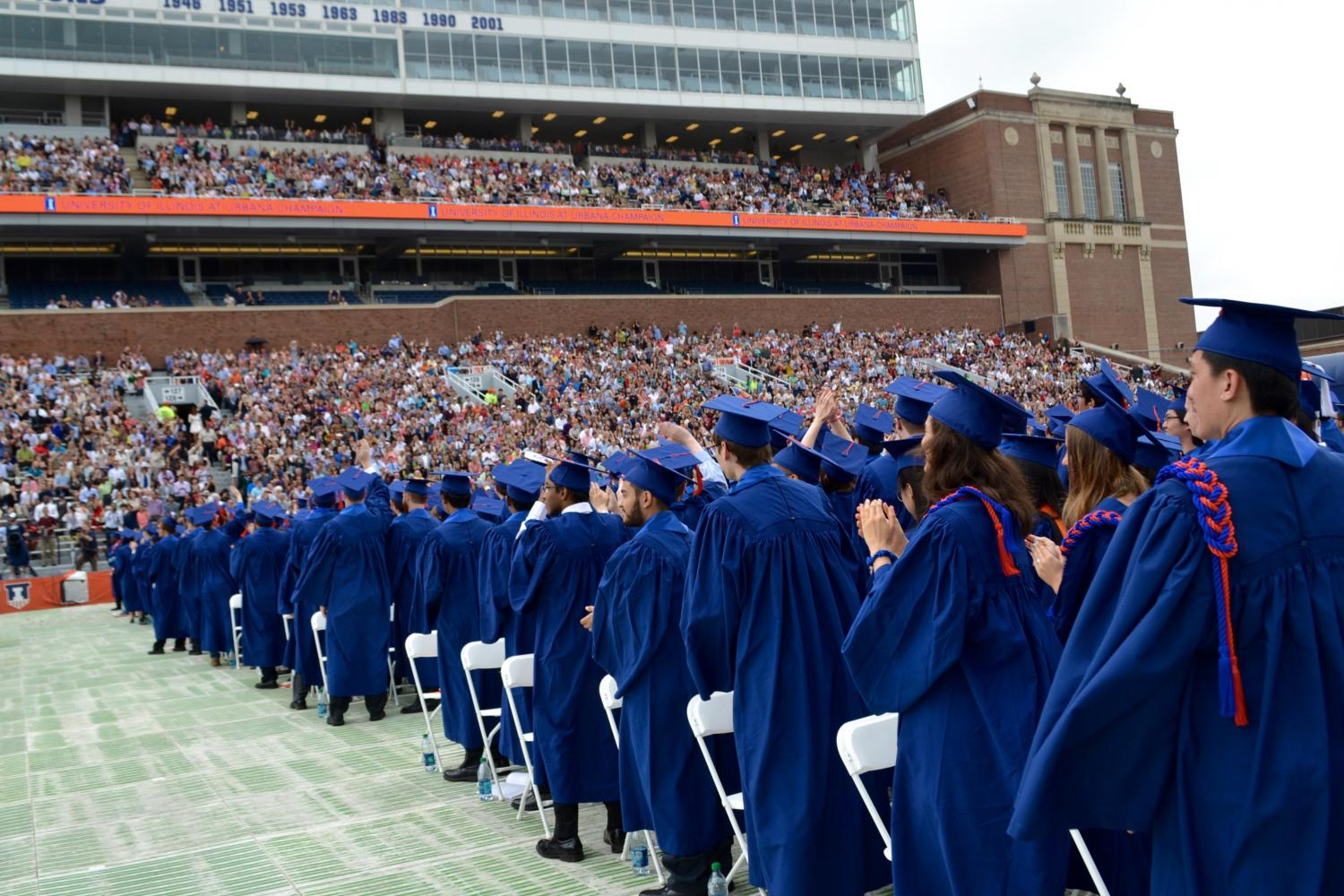 University Of Illinois At Urbana-Champaign Calendar 2019 Spring 2019 commencement calendar | The Daily Illini