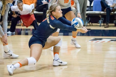 Tamas' contract represents investment in Illinois volleyball