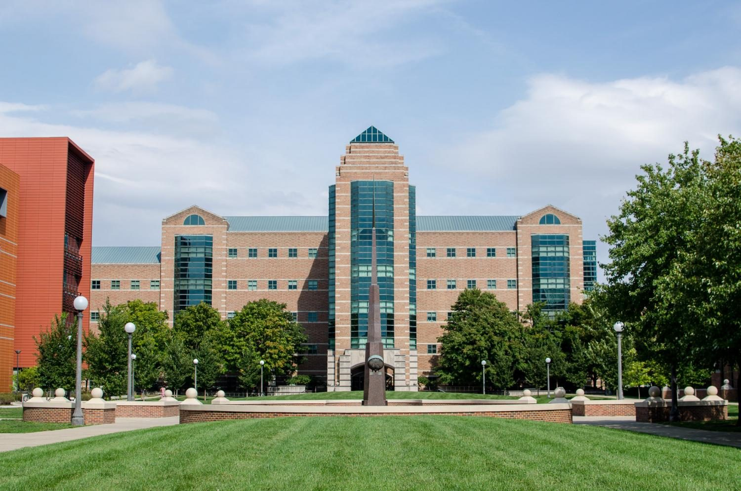 The Beckman Institute is located at 405 N Mathews Ave. in  Urbana. The mayors of Champaign and Urbana, along with the village president of Savoy will announce Oct. 2 as Beckman Institute day to celebrate it's 30th anniversary.