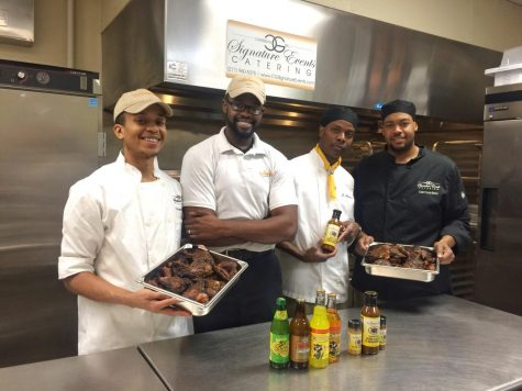 Caribbean Grill set to open permanent location