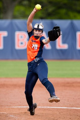 Illinois softball seeded fourth in conference tournament