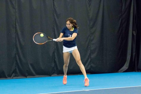 Illinois women's tennis fails to make NCAA tournament