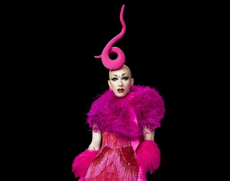 Drag queen Sasha Velour comes back to her roots with visionary performance