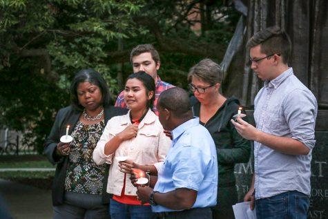 University commemorates 9/11 with candlelight vigil