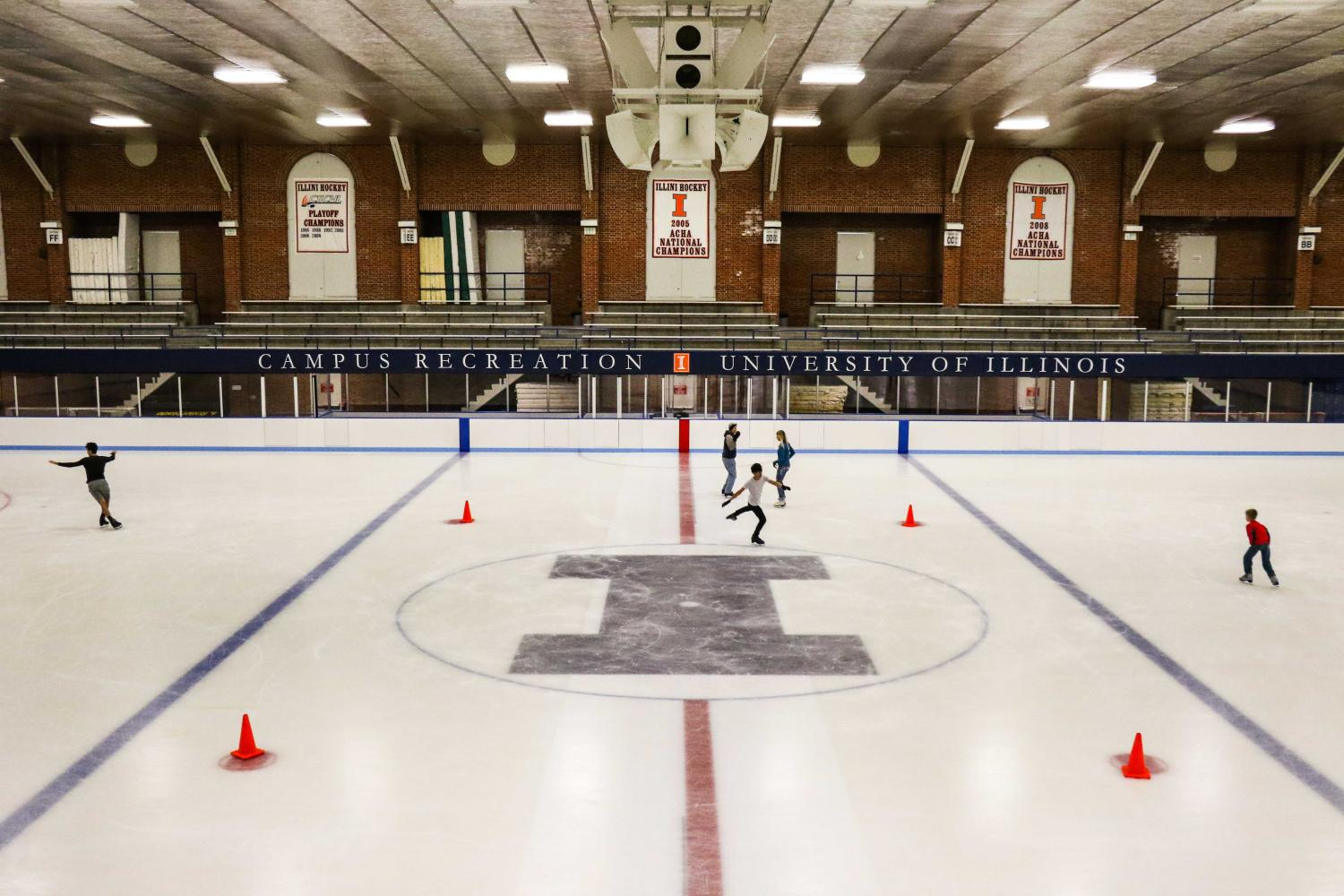 Ice Girls is a new RSO created by Amanda Wang, senior in ACES, to help promote the Division 1 hockey team at the University.