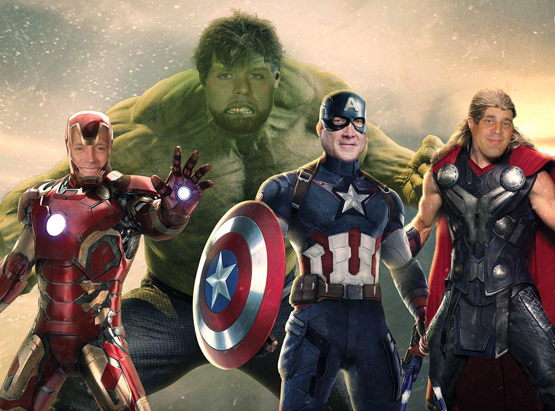 Illini Avengers: comparing the Illinois basketball coaching staff to the Avengers