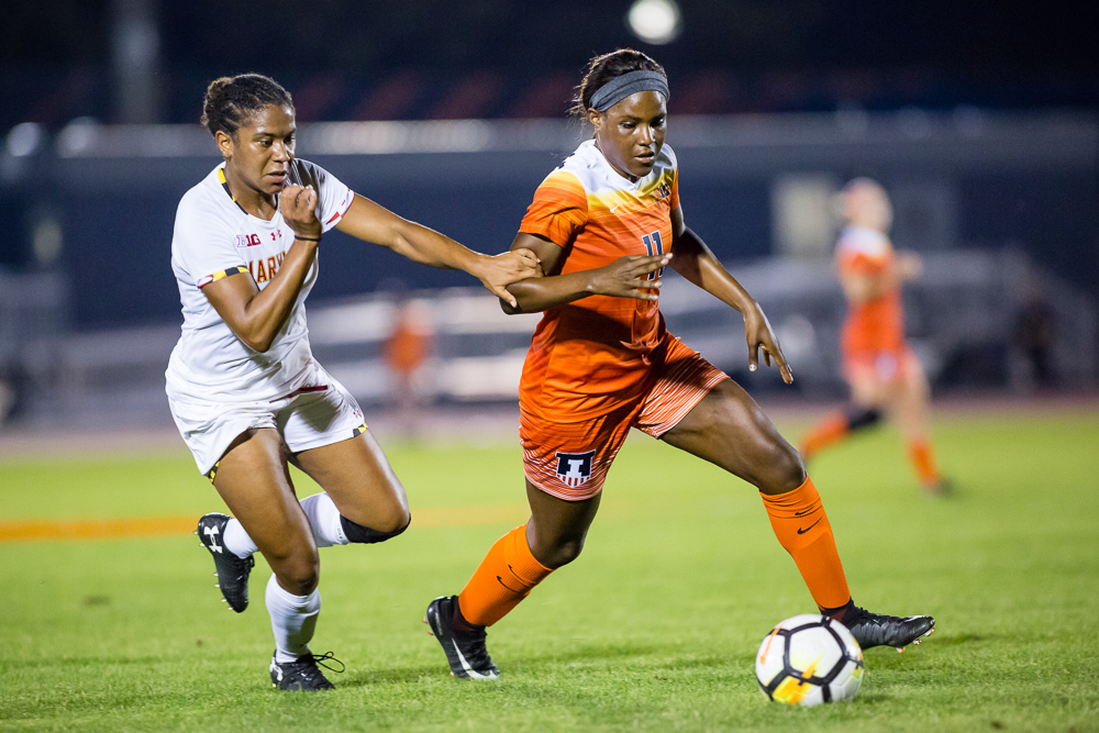 Illinois+soccer+suffers+fifth-straight+defeat