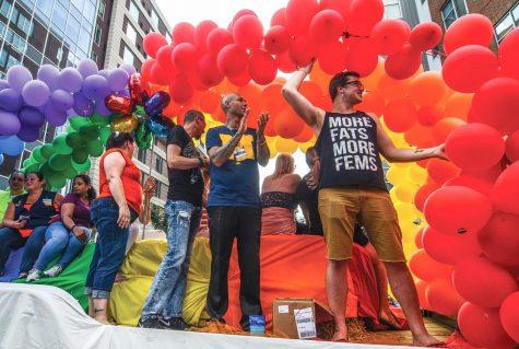 Community celebrates Pride Fest