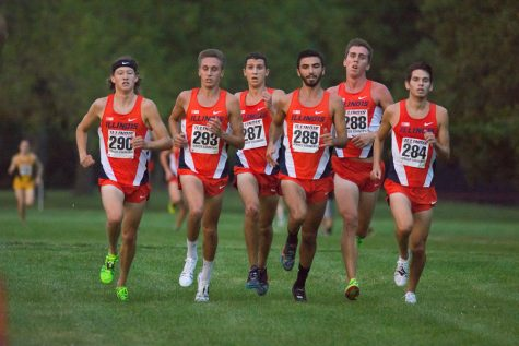 Men's cross-country runs away from competition at Indiana State