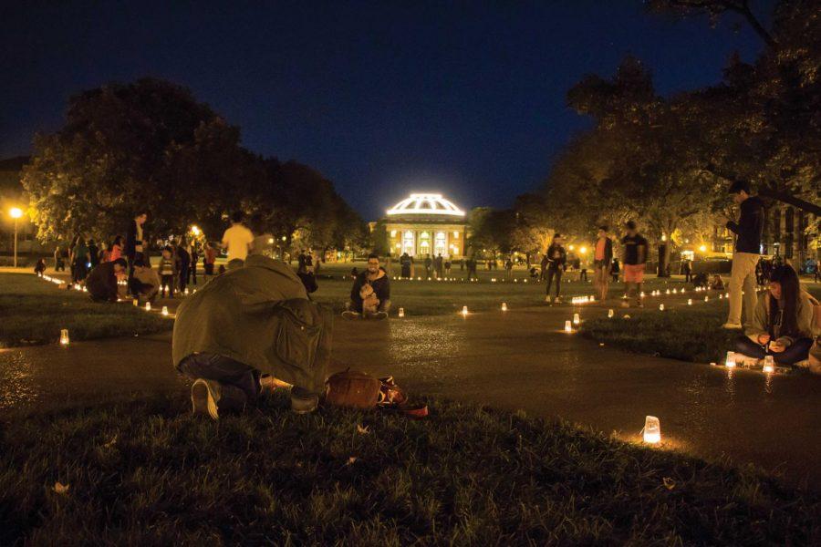 Indian Student Association illuminates Illinois in Diwali celebration