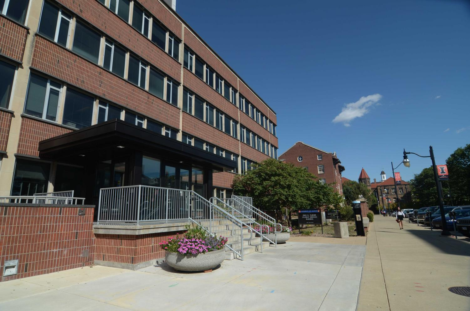 The Counseling Center is located at the Turner Student Services Building, 610 E. John St., Champaign. The University offers a variety of resources to help students adjust to college and campus life.