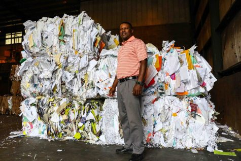 University continues to achieve recycling initiative