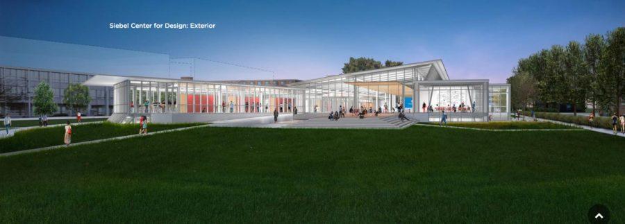 Siebel Center for Design to open 2020