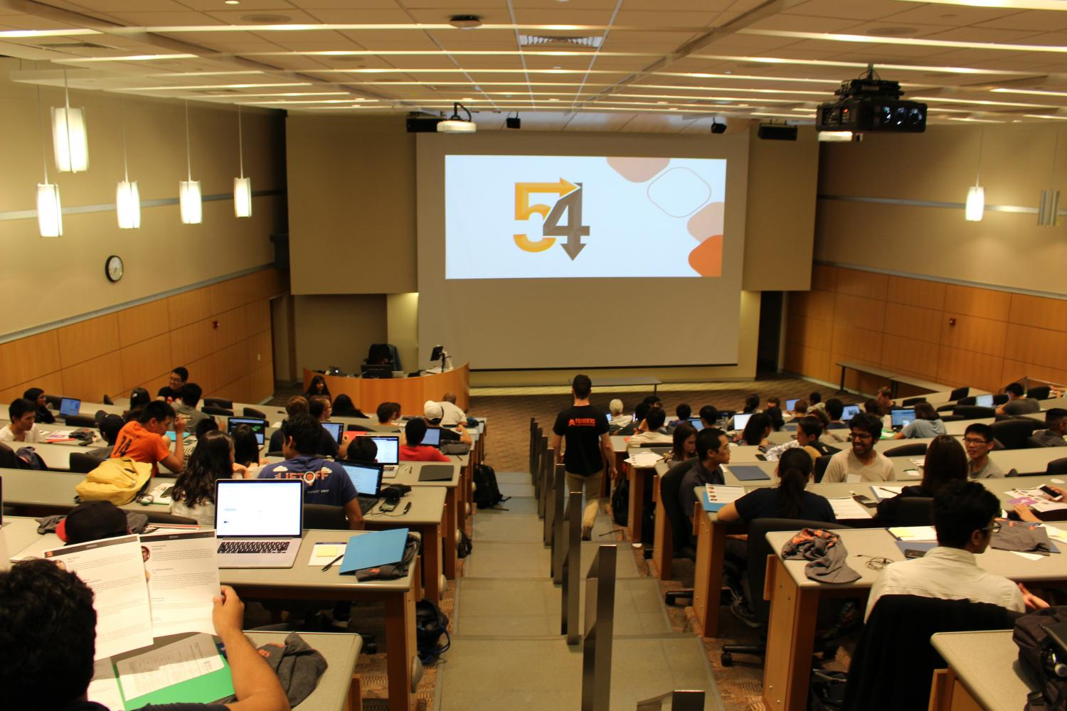 University students had 54 hours to form teams and put together a startup September. 22-24. Organizers are currently deciding whether or not to host a spring session due to the success.