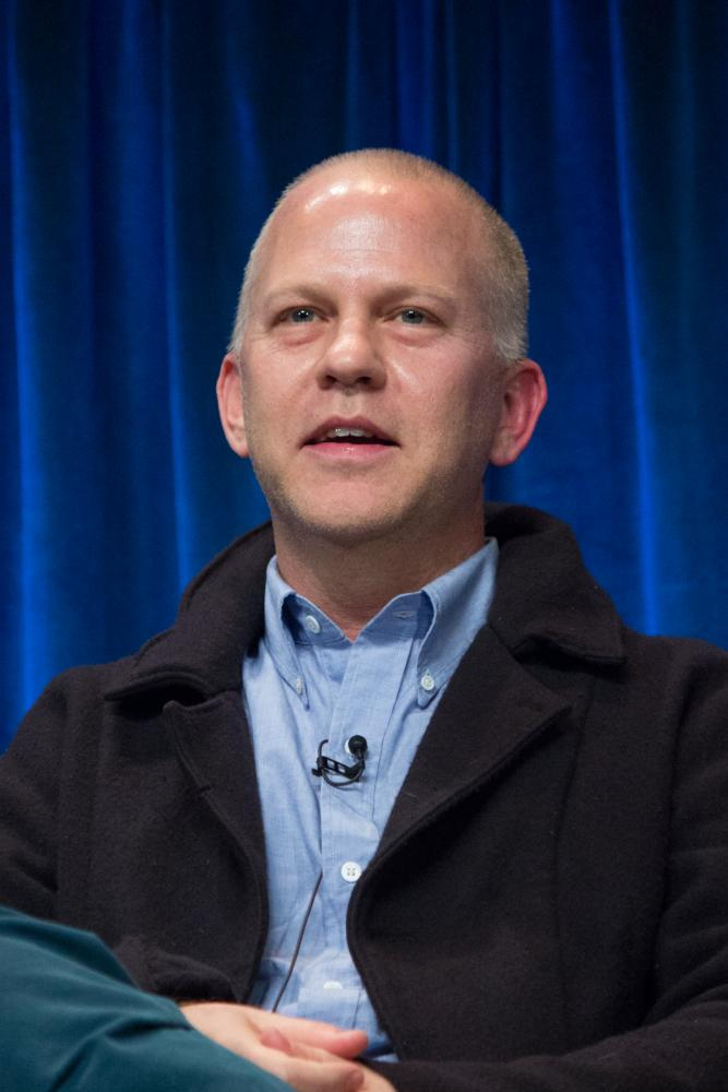 Ryan Murphy at the PaleyFest 2013 panel on the TV show