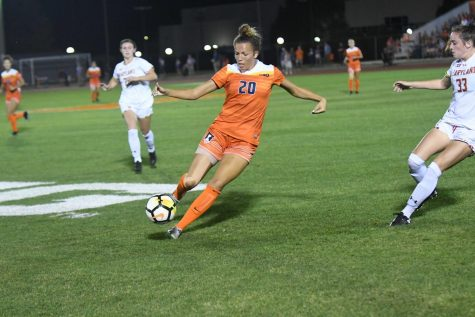 Illinois seniors defeat Northwestern for the first time