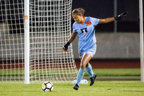 Illinois defeats Colorado College at new Champaign park