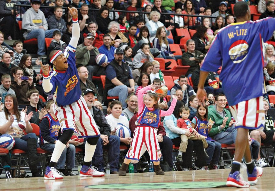 Globetrotters To Bounce Into State Farm Center The Daily
