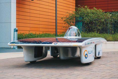 University solar car team heads to Australia