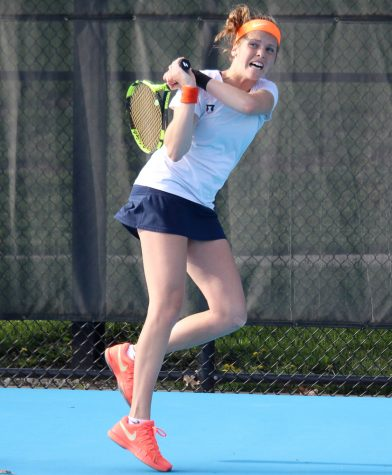 Illinois women's tennis prepares for ITA Regional tournament