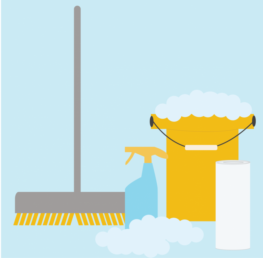 Clean up your act when it comes to your home