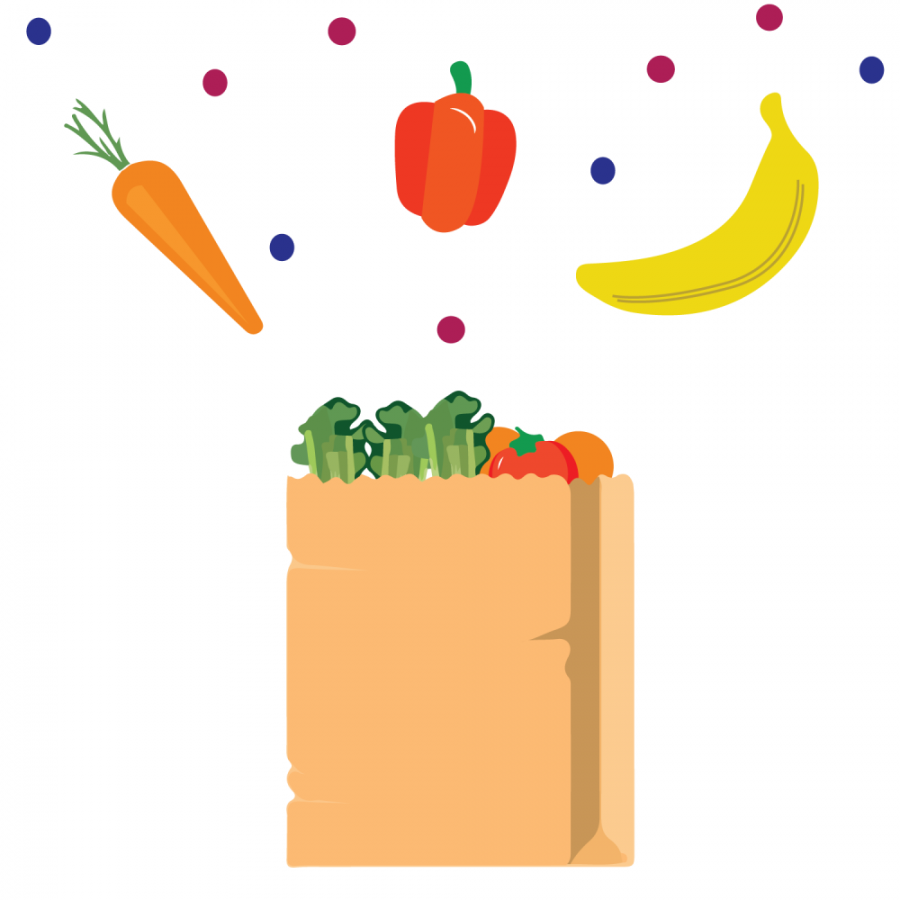 Get Fresh makes produce available for students at ARC