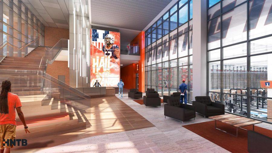 Whitman announces $79 million football facility