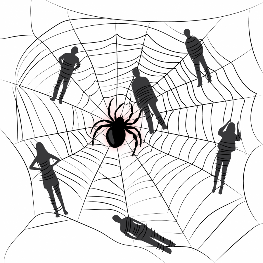 Keep your web of friends intact
