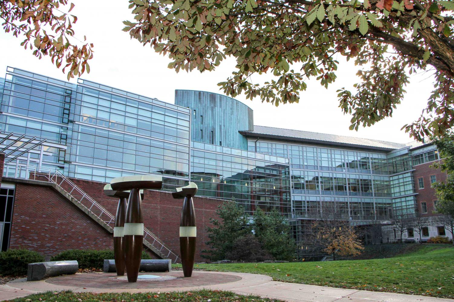 The Thomas Siebel Center for Computer Science is a teaching and research facility that houses the Department of Computer Science at the University. Located in Urbana, it features new-age technology and computer laboratories that allow it to be the first